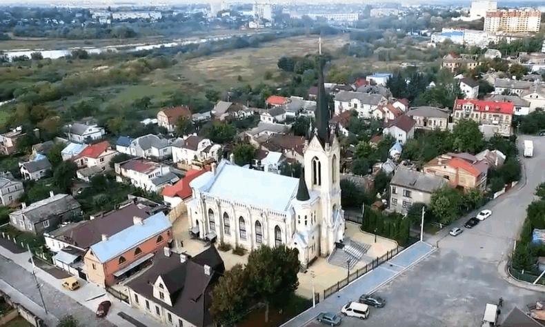 Старе місто — Луцьк, Будинок Євангелія