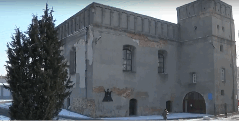 Старе місто — Луцьк, синагога