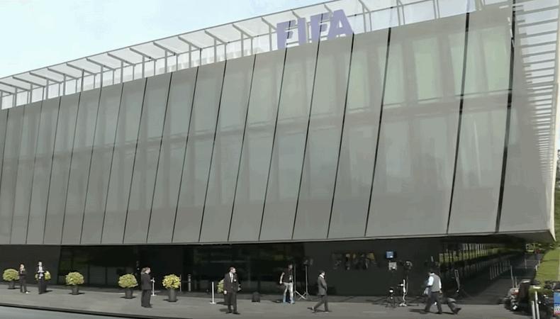 Цікаві факти про все на світі, Міжнародна федерація футбольних асоціацій — ФІФА