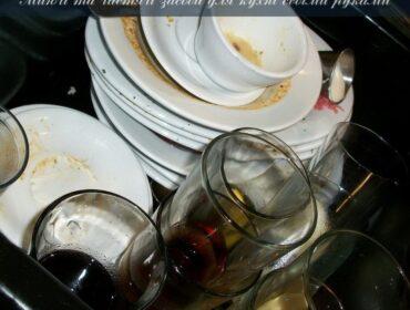 Миючі та чистячі засоби для кухні своїми руками